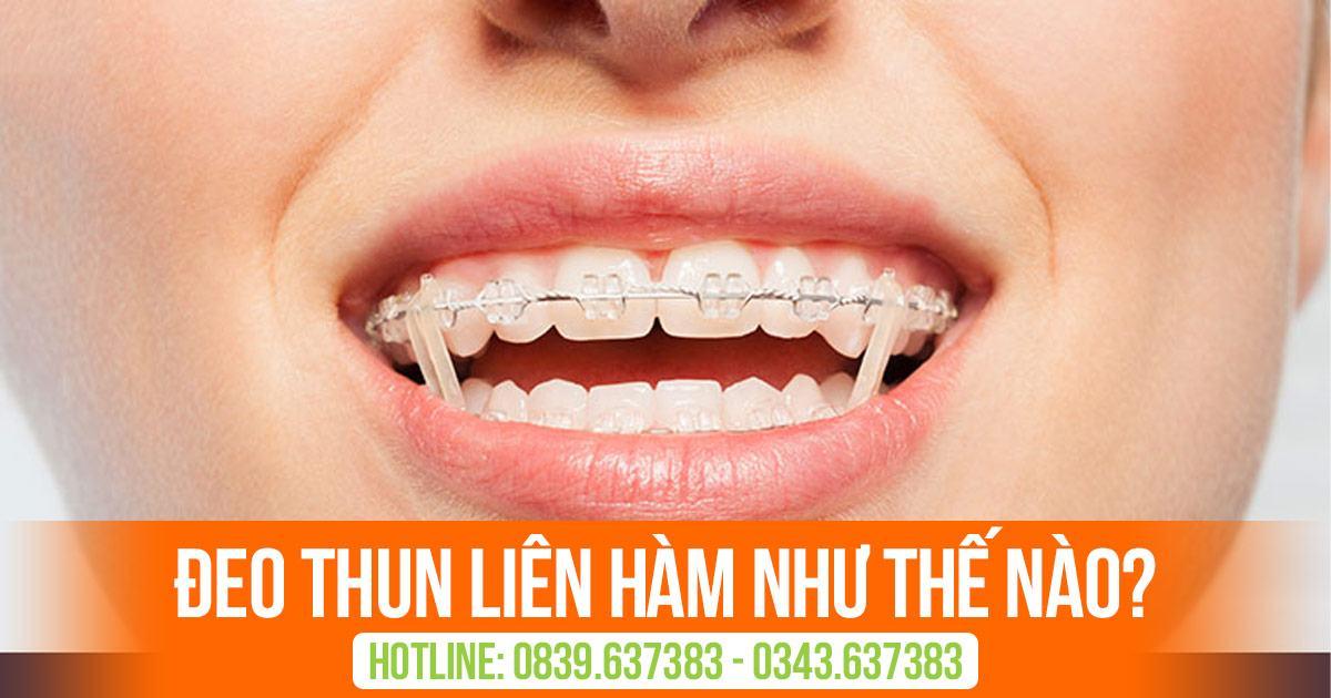 deo thun lien ham nhu the nao